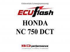 ECUflash Honda NC750 DCT
