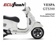 ECUflash VESPA GTS300