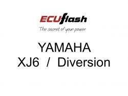 ECUflash Yamaha XJ6 / Diversion