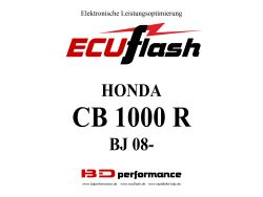 ECUflash Honda CB1000R  BJ 08-