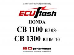 ECUflash Honda CB1100  BJ 13-