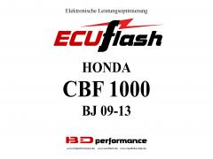 ECUflash Honda CBF1000 BJ09-13