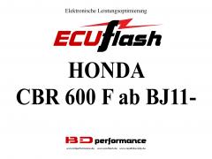 ECUflash Honda CBR600F BJ 11-13