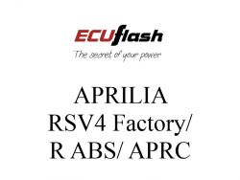 ECUflash - Aprilia RSV4 Factory/ R ABS/ APRC
