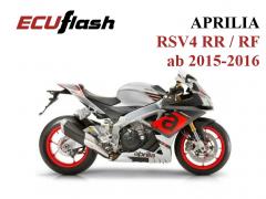 ECUflash - Aprilia RSV4 RR und RF, BJ 2015-2016