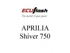 ECUflash - Aprilia Shiver 750